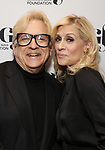 Ken Fallin and Judith Light attends the 2019 DGF Madge Evans And Sidney Kingsley Awards at The Lambs Club on March 18, 2019 in New York City.