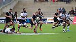 Damian McKenzie. Maori All Blacks vs. Fiji. Suva. July 11, 2015. Photo: Marc Weakley
