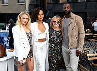 BEVERLY HILLS - AUGUST 7: Emily Osment, Megalyn Echikunwoke, Annie Weisman and Mo McRae attend the FOX 2019 Summer TCA All-Star Party on New York Street on the FOX Studios lot on August 7, 2019 in Los Angeles, California. (Photo by Vince Bucci/FOX/PictureGroup)