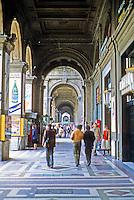 Florence: Loggia--Piazza Della Republica. Photo '83.