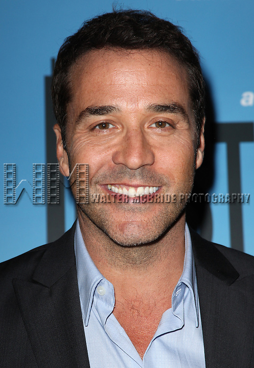 Jeremy Piven.attending the Reception for '110 Stories' Celebrity Reading in New York City.