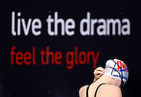 PICTURE BY VAUGHN RIDLEY/SWPIX.COM - Swimming - British International Disability Swimming Championships 2012 - Ponds Forge, Sheffield, England - 08/04/12 - Lauren Steadman competes in the Women's MC 400m Freestyle B Final.