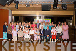 GOLDEN JUBILEE: Bertie and Bernie Conway, St Brendans Park, Tralee (front row centre) celebrating their Golden Jubilee in style at The Grand Hotel,.Tralee, on Friday last with their family and friends.