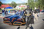 5.20.15 | Batman Batmobile E.L.K. Charity Challenge Yosemite HS Oakhurst CA