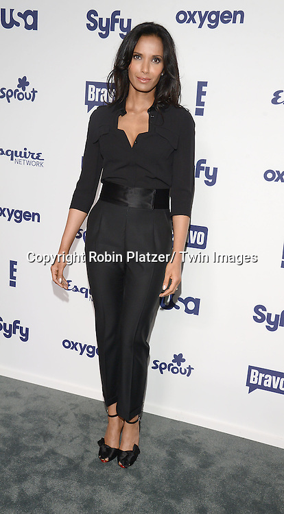 Padma Lakshmi attends the NBCUniversal Cable Entertainment Upfront <br /> on May 15, 2014 at The Javits Center North Hall in New York City, New York, USA.