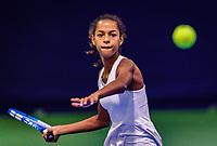 Hilversum, Netherlands, December 2, 2018, Winter Youth Circuit Masters, Jayden Lonwijk (NED)<br /> Photo: Tennisimages/Henk Koster