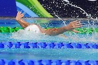 Wales' Alys Thomas competes in the women's 50m butterfly semi-final<br /> <br /> Photographer Chris Vaughan/CameraSport<br /> <br /> 20th Commonwealth Games - Day 3 - Saturday 26th July 2014 - Swimming - Tollcross International Swimming Centre - Glasgow - UK<br /> <br /> © CameraSport - 43 Linden Ave. Countesthorpe. Leicester. England. LE8 5PG - Tel: +44 (0) 116 277 4147 - admin@camerasport.com - www.camerasport.com