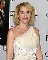 """16 November 2019 - Hollywood, California - Gillian Anderson. AFI FEST 2019 Presented By Audi – """"The Crown"""" Premiere held at TCL Chinese Theatre. Photo Credit: Billy Bennight/AdMedia"""