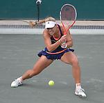 Angelique Kerber (GER) defeats fellow German Andrea Petkovic (GEr) 6-4, 6-4