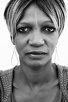 MARIANNA, AR - MARCH 23: Novella Woodson, from Mariana, Arkansas. 313 805 0278 JONES DINER BBQ. (Photo by Landon Nordeman)