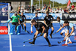 Jacob Smith during the Pro League Hockey match between the Blacksticks men and the Argentina, Nga Punawai, Christchurch, New Zealand, Sunday 1 March 2020. Photo: Simon Watts/www.bwmedia.co.nz