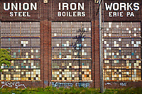 Steel Industry remnants - Union Iron Works, Erie PA.