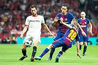 SEVILLA FC v FC BARCELONA. King's Cup Finals 2018