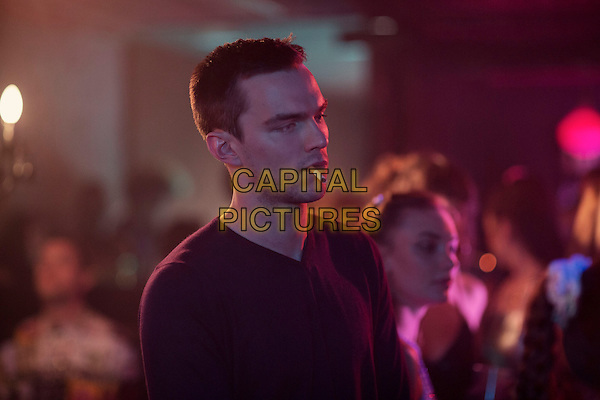 Kill Your Friends (2015) <br /> Nicholas Hoult<br /> *Filmstill - Editorial Use Only*<br /> CAP/KFS<br /> Image supplied by Capital Pictures
