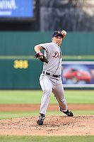 Detroit Tigers LHP Mike Maroth starts against the Royals at Kauffman Stadium in Kansas City, Missouri on May 5, 2007.