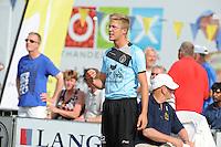 KAATSEN: LEEUWARDEN: 20-07-2014, Rengersdag, Menno van Zwieten, ©foto Martin de Jong