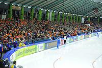 SCHAATSEN: HEERENVEEN: IJsstadion Thialf, 13-02-15, World Single Distances Speed Skating Championships, ©foto Martin de Jong
