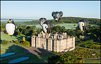 Stunning 'Sky Safari' launched at Longleat.