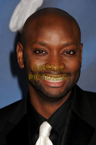 PATRICK-IAN POLK.40th Annual NAACP Image Awards - Arrivals at the Shrine Auditorium, Los Angeles, California, USA..February 12th, 2009.headshot portrait black stubble facial hair .CAP/ADM/BP.©Byron Purvis/AdMedia/Capital Pictures.