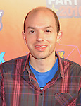 SANTA MONICA, CA. - August 02: Paul Scheer arrives at the FOX 2010 Summer TCA All-Star Party at Pacific Park - Santa Monica Pier on August 2, 2010 in Santa Monica, California.