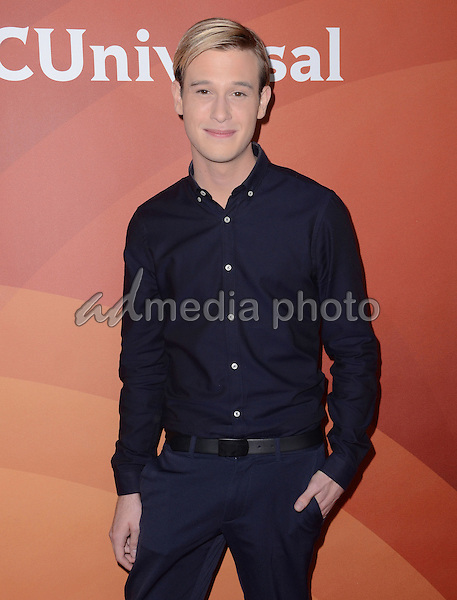 14 January  - Pasadena, Ca - Tyler Henry. NBC Universal Press Tour Day 2 held at The Langham Huntington Hotel. Photo Credit: Birdie Thompson/AdMedia