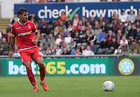 Nottingham Forest's Joao Carvalho in action during the game<br /> <br /> Photographer Ian Cook/CameraSport<br /> <br /> The EFL Sky Bet Championship - Swansea City v Nottingham Forest - Saturday 15th September 2018 - Liberty Stadium - Swansea<br /> <br /> World Copyright &copy; 2018 CameraSport. All rights reserved. 43 Linden Ave. Countesthorpe. Leicester. England. LE8 5PG - Tel: +44 (0) 116 277 4147 - admin@camerasport.com - www.camerasport.com