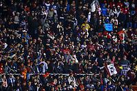 Mayos gana 4 carreras por 3 a los tomateros que fueron dejados en el terreno de juego, durante el 6to juego de beisbol de la serie final entre Mayos de Navojoa vs Tomateros de Culiacan celebrado en Estadio Manuel ¨Ciclon¨  Echeverria. Temporada 2018 de la Liga Mexicana del Pacifico. Navojoa Sonora a  27 enero 2018.  <br /> (Foto:Luis Gutierrez/NortePhoto.com)