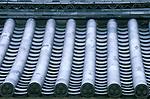 Asia, Japan, Nagasaki, Hirado, Hirado Castle Gate Detail