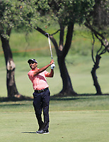 S.S.P Chawrasia (IND) on the 2nd fairway during Round 3 of the Rocco Forte Sicilian Open 2018 played at Verdura Resort, Agrigento, Sicily, Italy on Saturday 12th May 2018.<br /> Picture:  Thos Caffrey / www.golffile.ie<br /> <br /> All photo usage must carry mandatory copyright credit (&copy; Golffile | Thos Caffrey)