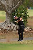 Josh Geary (AUS) in the rough on the 11th during Round 2 of the Australian PGA Championship at  RACV Royal Pines Resort, Gold Coast, Queensland, Australia. 20/12/2019.<br /> Picture Thos Caffrey / Golffile.ie<br /> <br /> All photo usage must carry mandatory copyright credit (© Golffile | Thos Caffrey)