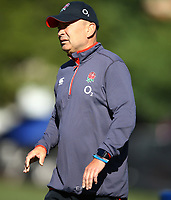 Eddie Jones (Head Coach) of England during the England Rugby training session at  Jonsson Kings Park Stadium,Durban.South Africa. 05,06,2018 Photo by (Steve Haag)