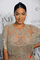 www.acepixs.com<br /> September 14, 2017  New York City<br /> <br /> La La Anthony attending Rihanna's 3rd Annual Clara Lionel Foundation Diamond Ball on September 14, 2017 in New York City.<br /> <br /> Credit: Kristin Callahan/ACE Pictures<br /> <br /> <br /> Tel: 646 769 0430<br /> Email: info@acepixs.com