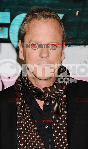 WEST HOLLYWOOD, CA - JULY 23: Kiefer Sutherland arrives at the FOX All-Star Party on July 23, 2012 in West Hollywood, California. / NortePhoto.com<br /> <br /> **CREDITO*OBLIGATORIO** *No*Venta*A*Terceros*<br /> *No*Sale*So*third* ***No*Se*Permite*Hacer Archivo***No*Sale*So*third*&Acirc;&copy;Imagenes*con derechos*de*autor&Acirc;&copy;todos*reservados*. /eyeprime