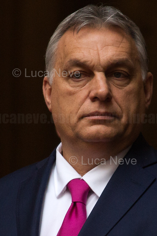 Viktor Orbán (Prime Minister of Hungary).<br />