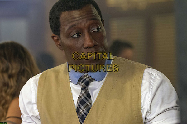 Wesley Snipes<br /> in The Expendables 3 (2014) <br /> *Filmstill - Editorial Use Only*<br /> CAP/NFS<br /> Image supplied by Capital Pictures