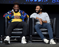 6/8/18 - North Hollywood: FYC Red Carpet Event for FX's 'Atlanta Robbin' Season' - Panel