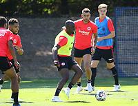Jetro Willems (Eintracht Frankfurt) - 18.07.2018: Eintracht Frankfurt Training, Commerzbank Arena