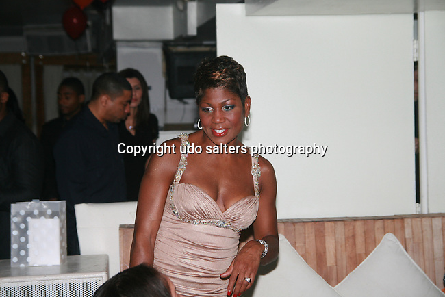 Jocelyn Taylor Attends Jocelyn Taylor's Birthday Celebration and Official Launch of JRT Multimedia, LLC <br />