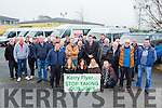 Kerry bus drivers held a protest against Kerry flyer in Castleisland on Friday