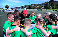 Manawatu. Day two of the 2018 Air NZ Rippa Rugby Championship at Wakefield Park in Wellington, New Zealand on Tuesday, 11 September 2018. Photo: Dave Lintott / lintottphoto.co.nz