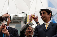 2010 Shinzo Abe re-enters politics