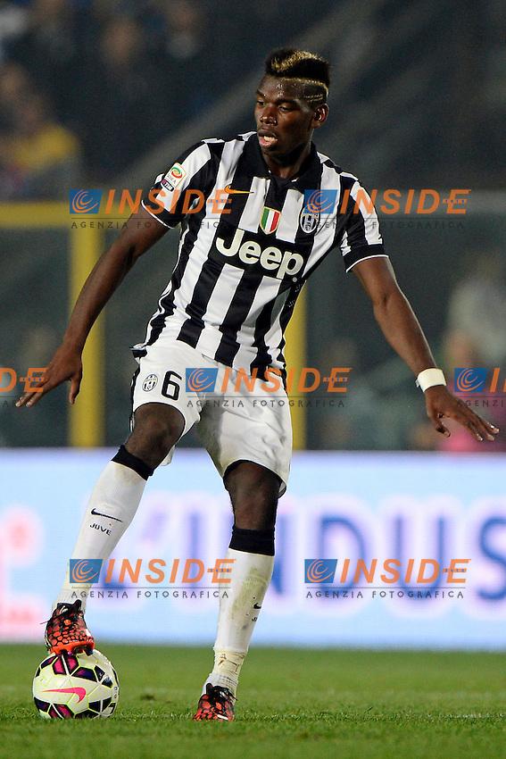 Paul Pogba juventus<br /> Bergamo 27-09-2014 Stadio Atleti Azzurri d'Italia - Football 2014/2015 Serie A. Atalanta - Juventus Foto Giuseppe Celeste / Insidefoto