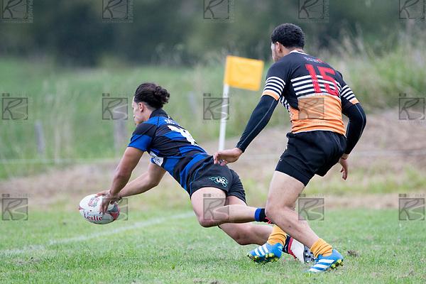 180317 Counties Manukau Club Rugby - Te Kauwhata vs Onewhero