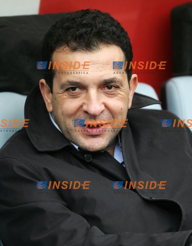 Antonino Pulvirenti Presidente del Catania<br /> 28 Feb 2007 (Match Day 26)<br /> Lazio-Catania (3-1)<br /> &quot;Olimpico&quot;-Stadium-Roma-Italy<br /> Photographer: Andrea Staccioli INSIDE