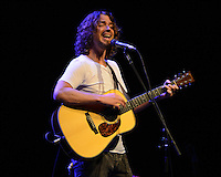 MIAMI BEACH, FL - MAY 16: Chris Cornell performs at Fillmore Miami Beach on May 16, 2012 in Miami Beach, Florida. © mpi04/MediaPunch Inc. ***NO FRANCE***