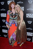 """LOS ANGELES - JUN 5:  Christina Hendricks, Sienna Miller at the """"American Woman"""" L.A. Premiere at the ArcLight Hollywood on June 5, 2019 in Los Angeles, CA"""