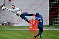 20th April 2020, Munich, Germany; Sven ULREICH (Bayern Munich),training at Saebener Strasse.