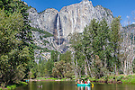 Yosemite Falls, Yosemite National Park, CA, USA