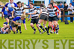 Tralee V Belvadere in the Semi Final of the at Tralee Rugby Club, Tralee.................................................................... ........