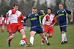 26/03/2011 - C0-op United Vs Upminster B - Div 3 - Romford  District Football League - Belhus Park